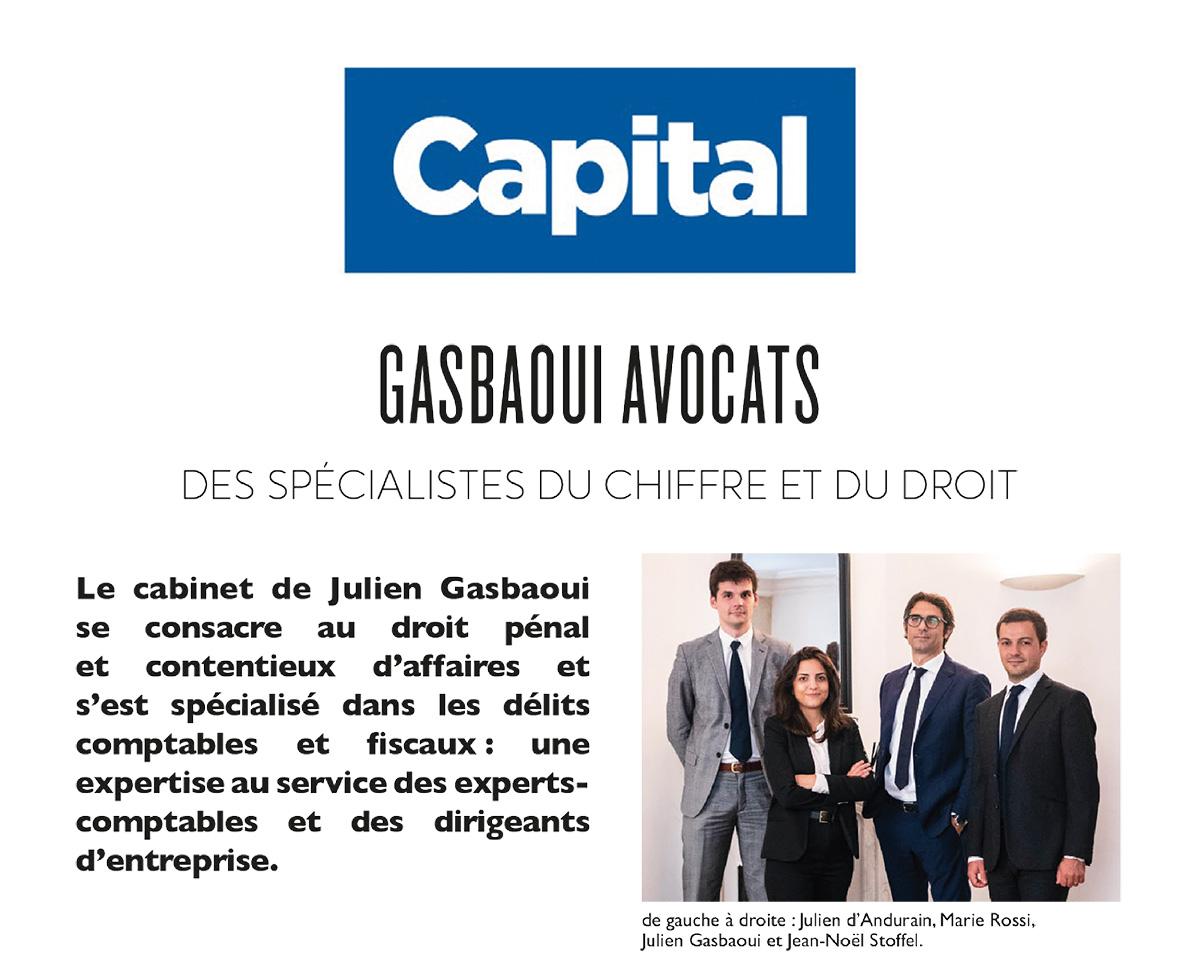 Gasbaoui Avocats - Des spécialistes du chiffre et du droit
